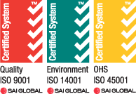 CQG Consulting Certifications - Quality, Environment, Health & Safety