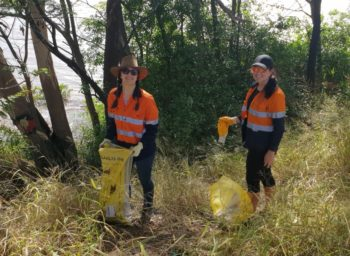 Clean Up Australia Day 2019 | CQG Consulting