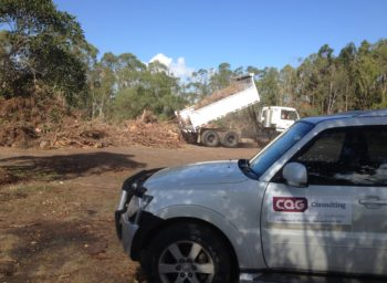 CQG Mobilised for Cyclone Debbie Disaster Recovery Waste Management | CQG Consulting
