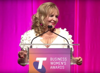 2016 Telstra Queensland Entrepreneur Award Winner – Patrice Brown | CQG Consulting